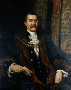 Alderman Sir George Hussey | Hubert von Herkomer | Oil Painting
