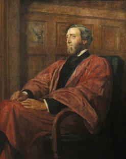 Arthur Wellesley Peel | Hubert von Herkomer | Oil Painting