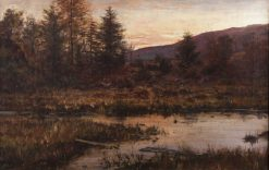 Dawn | William Preston Phelps | Oil Painting