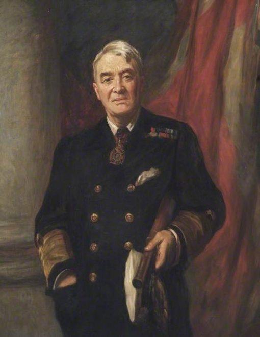 Baron Fisher of Kilverstone | Hubert von Herkomer | Oil Painting
