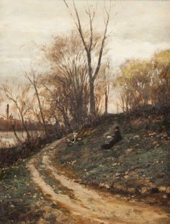 Landscape | William Preston Phelps | Oil Painting