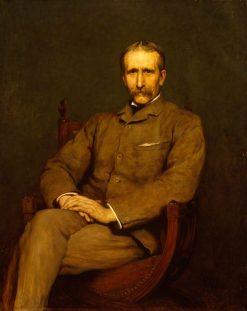 Briton Riviere | Hubert von Herkomer | Oil Painting