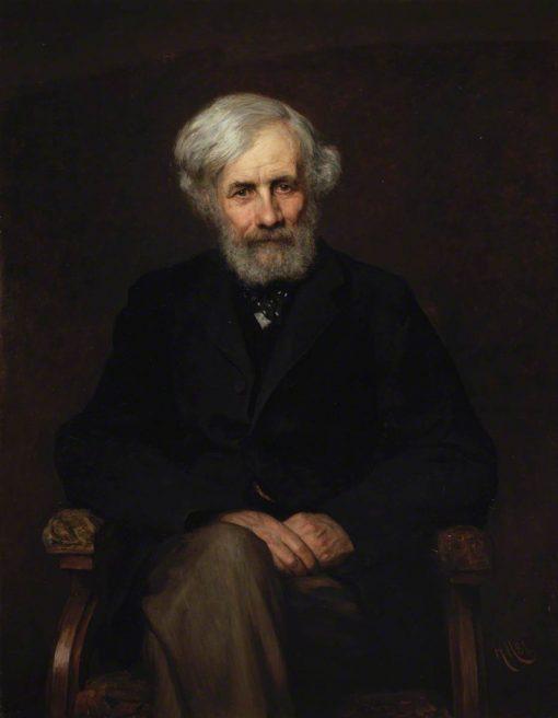 Brownlow Wynne Wynne | Hubert von Herkomer | Oil Painting
