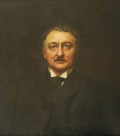 Cecil John Rhodes | Hubert von Herkomer | Oil Painting