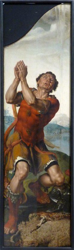 Gideon | Maerten van Heemskerck | Oil Painting