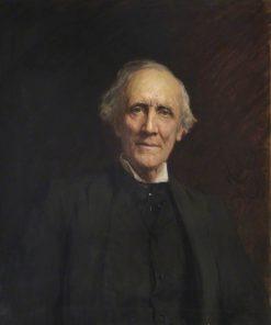 Charles Coates | Hubert von Herkomer | Oil Painting