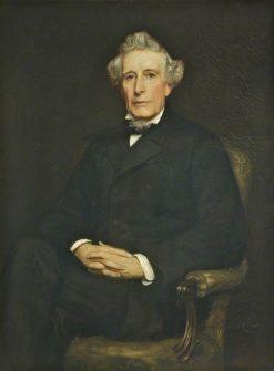 Charles MacIver | Hubert von Herkomer | Oil Painting