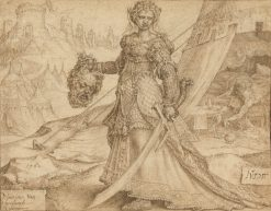Judith | Maerten van Heemskerck | Oil Painting