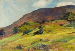Cumberland Fell | Hubert von Herkomer | Oil Painting