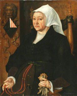 Margaretha Banken | Maerten van Heemskerck | Oil Painting