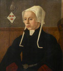Catherine von Lowe | Maerten van Heemskerck | Oil Painting