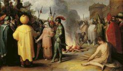 Juda and Tamar | Cornelis van Haarlem | Oil Painting