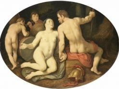 Venus and Mars | Cornelis van Haarlem | Oil Painting
