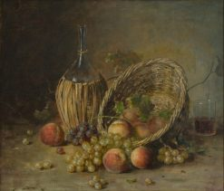 Still Life | Alfred Hirv | Oil Painting