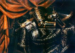 Armour collection | Francesco Fieravino | Oil Painting