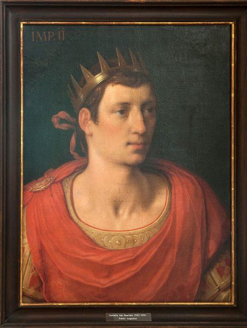 Augustus | Cornelis van Haarlem | Oil Painting