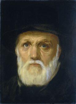 Portrait of Dirck Volkertsz Coornhert | Cornelis van Haarlem | Oil Painting