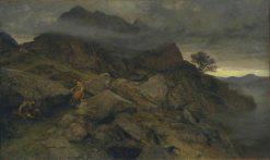 Found | Hubert von Herkomer | Oil Painting