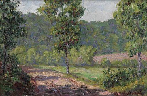 Landscape | John Eliot Jenkins | Oil Painting