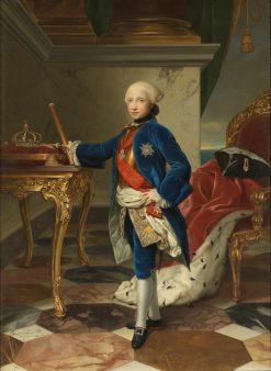Portrait of Ferdinand IV