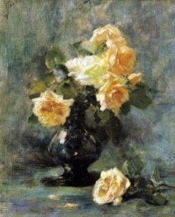 Roses | Eugène Joors | Oil Painting