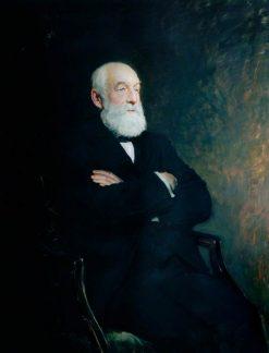 George Baker Forster | Hubert von Herkomer | Oil Painting