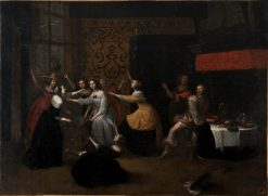 "Game of ""Main chaude"" 