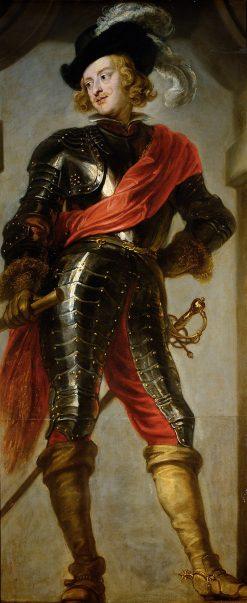 Cardinal-Infante Ferdinand of Austria | Jan van den Hoecke | Oil Painting