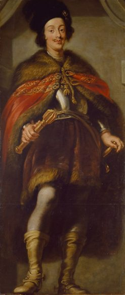 Ferdinand III of Bohemia and Hungary | Jan van den Hoecke | Oil Painting