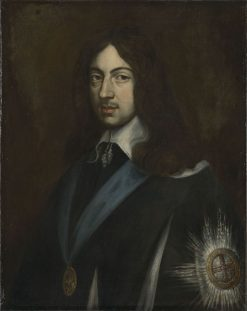 Portrait of King Charles II of England