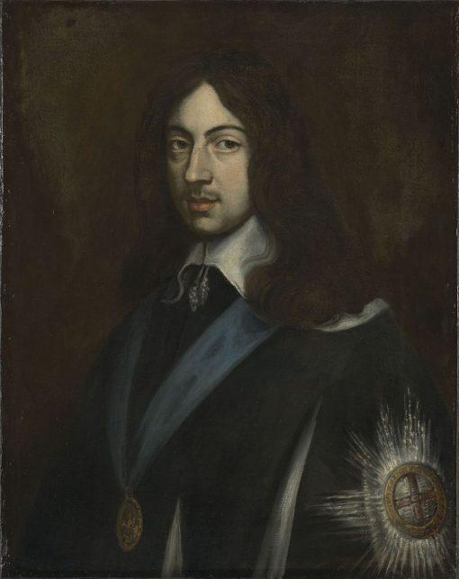 Portrait of King Charles II of England