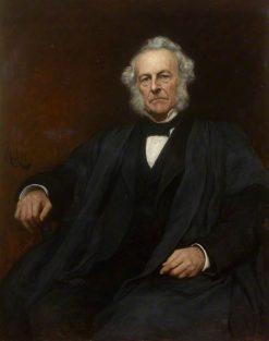 George Stokes | Hubert von Herkomer | Oil Painting