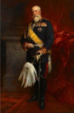 Grand Duke Friedrich I of Baden | Ferdinand Keller | Oil Painting