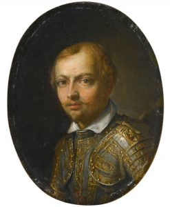 Portrait of Francesco Dal Pozzo | Jan van den Hoecke | Oil Painting