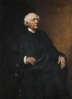 Henry George Liddell | Hubert von Herkomer | Oil Painting