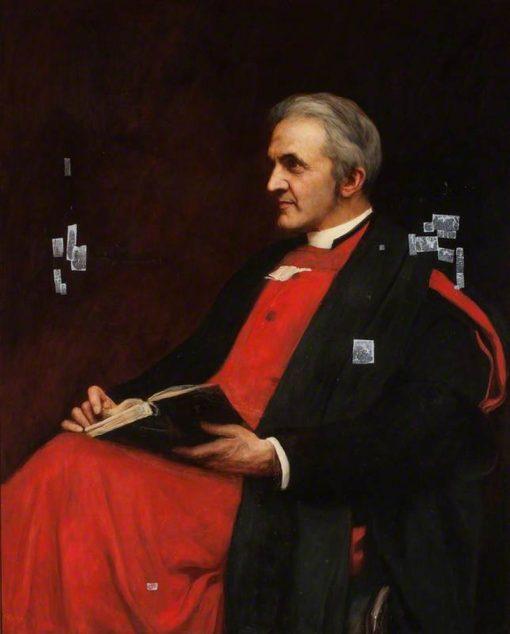 Henry Parry Liddon | Hubert von Herkomer | Oil Painting