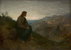 If thou hadst known | William Brassey Hole | Oil Painting