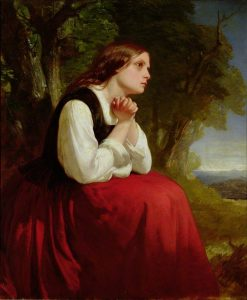 Evangeline | Henry Le Jeune | Oil Painting