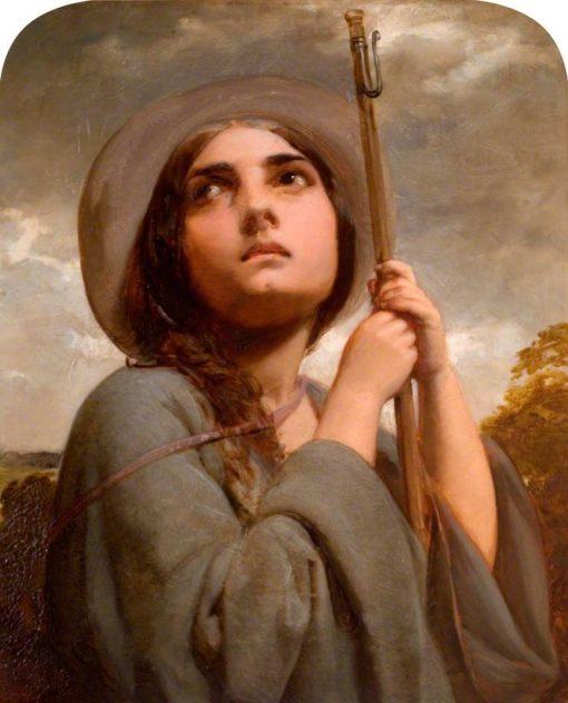 The Pilgrim | Henry Le Jeune | Oil Painting