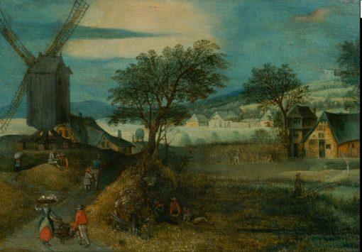 Summer   Adriaen van Stalbemt   Oil Painting