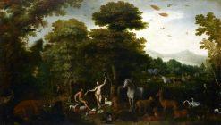 Paradise | Adriaen van Stalbemt | Oil Painting