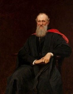 Lord Kelvin | Hubert von Herkomer | Oil Painting