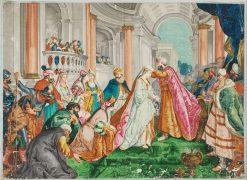 The Coronation of Esther | Jean-Francois de Troy | Oil Painting