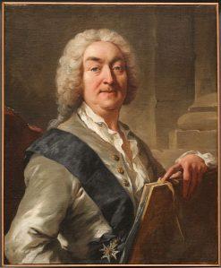 Self Portrait | Jean-Francois de Troy | Oil Painting