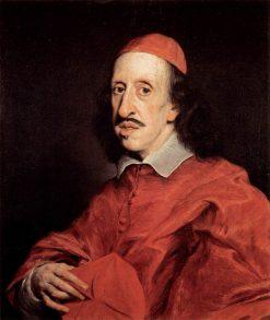 Cardinal Leopoldo de Medici | Giovanni Battista Gaulli | Oil Painting