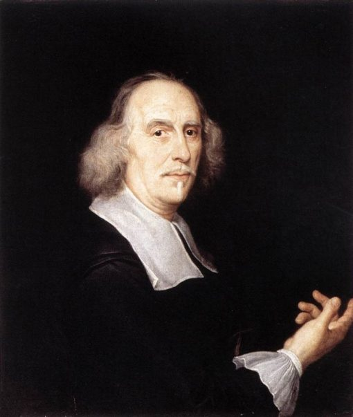Portrait of Gian Lorenzo Bernini | Giovanni Battista Gaulli | Oil Painting