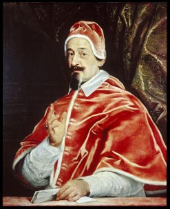 Pope Alexander VII | Giovanni Battista Gaulli | Oil Painting