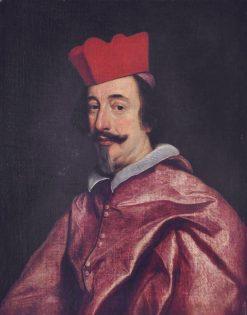 Cardinal Alfonso Litta | Giovanni Battista Gaulli | Oil Painting