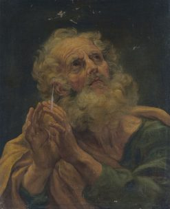 An Apostle | Giovanni Battista Gaulli | Oil Painting