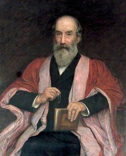 The Reverend Thomas George Bonney | Arthur Trevor Haddon | Oil Painting